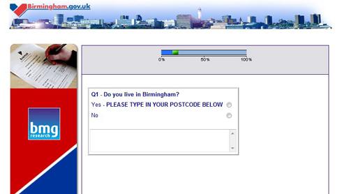 BCC website survey