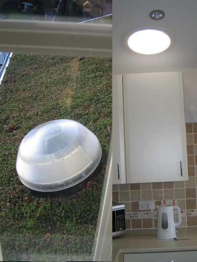Eco House Sun Pipe