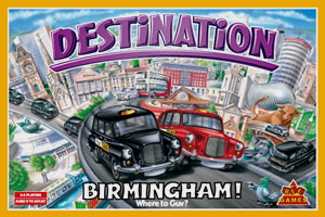 Destination Birmingham game