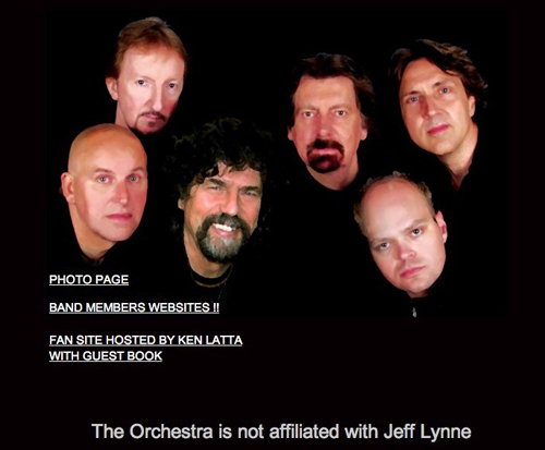 The Orchestra - Not Affiliated with Jeff Lynne