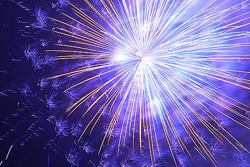 Pype Hayes Fireworks Birmingham by Karen Strunks